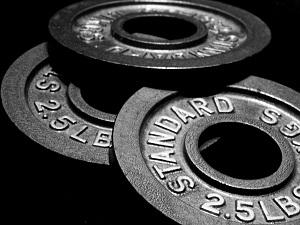 P90x weights 2