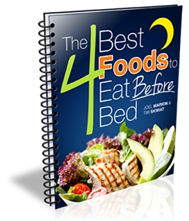 biottrust best 4 foods Best Foods to Eat Before Bed (To Burn MORE Fat)