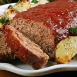 Mouth Watering Meatloaf – No Gluten!