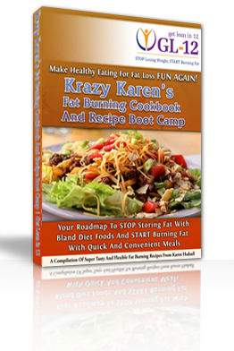 Krazy Karen's Fat Burning Cook Book