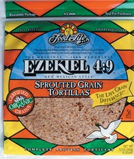 ezekiel tortillas