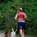 Threshold Intervals Running woman