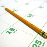get lean calendar