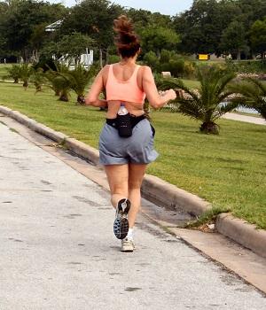 cardio workout jogger