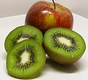 fructose and kiwi