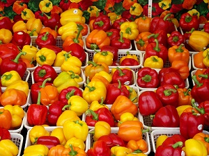 fructose and peppers