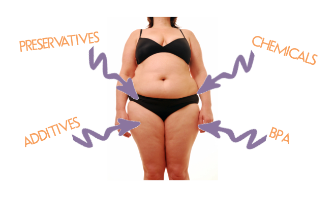 cellulite and BPAs