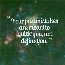 past mistakes quote