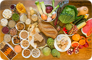 Prebiotics and prebiotic-rich foods