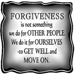 Forgive for Ourselves