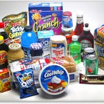 Foods High in Refined Sugar