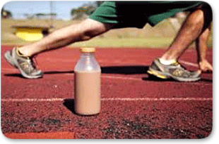 Chocolate Milk for Muscle Recovery