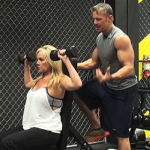 Rep-Range Lactic Acid Shoulder Workout