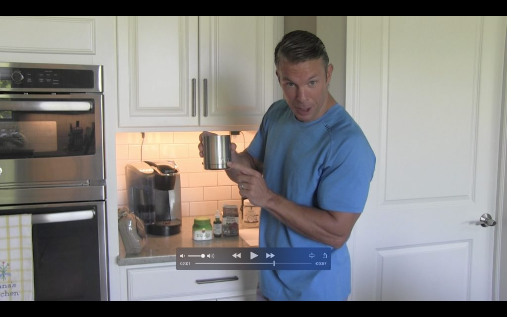 Coffee video split test B