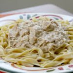 Delicious Muscle Building Chicken Stroganoff Recipe (it's like cheating WITHOUT cheating)